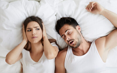 Snoring, Sex & Separate Bedrooms